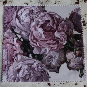 Cleaning Cloth – Pink Peonies