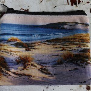 Zip Purse – Sand Dunes