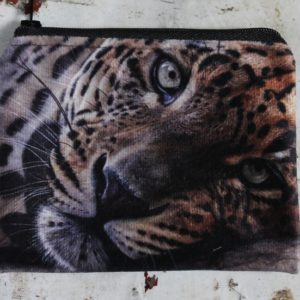 Zip Purse – Leopard