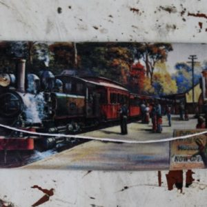 Glasses Case – Steam Train
