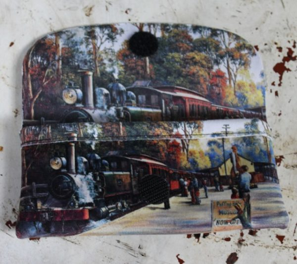 morpeth gift gallery hunter valley glasses case john bradley all aboard steam train puffing billy