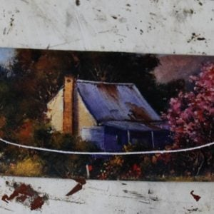 Glasses Case – Country Cottage