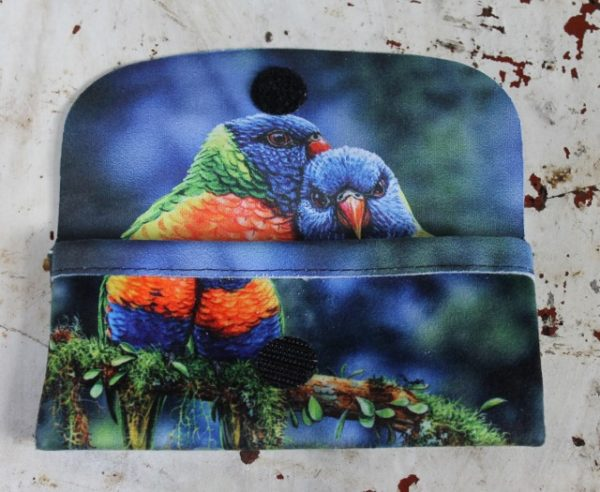 morpeth gift gallery hunter valley glasses case natalie jane parker winter sun australian native bird rainbow lorikeet