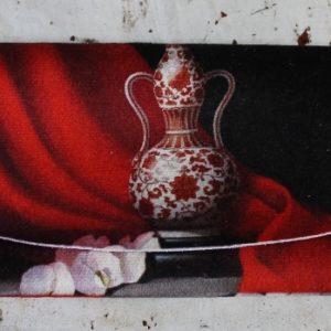 Glasses Case – Oriental Vase