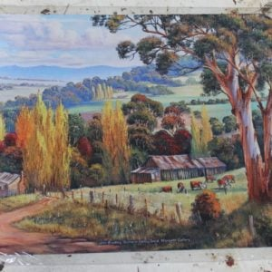 Computer Mouse Mat – Gilmore Valley, Tumut