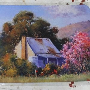 Computer Mouse Mat – Country Cottage
