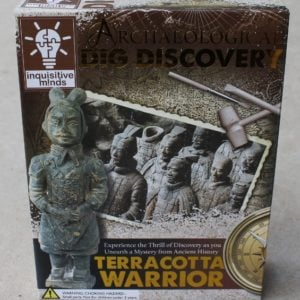 Dig it Out Kit – Terracotta Warrior
