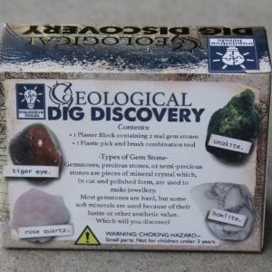 Dig it Out Kit – Real Gemstones