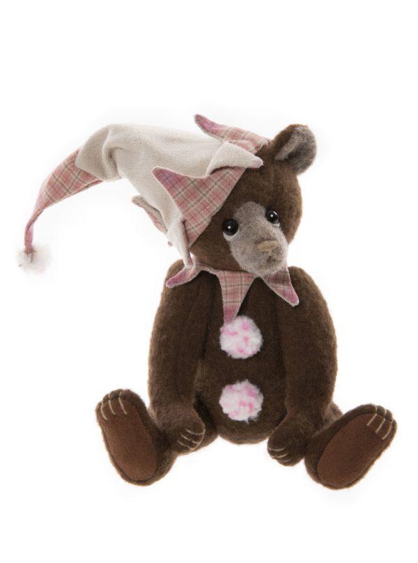 Morpeth Teddy Bears Charlie Bear Isabelle mohair Alpaca Collection Hunter Valley Tucker