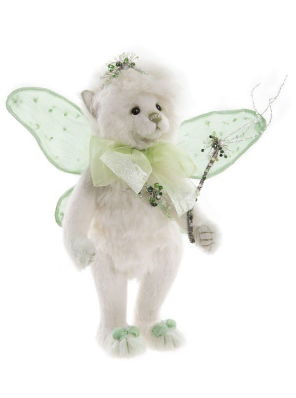 Morpeth Teddy Bears Charlie Bear Isabelle mohair Alpaca Collection Hunter Valley Terpsichore fairy
