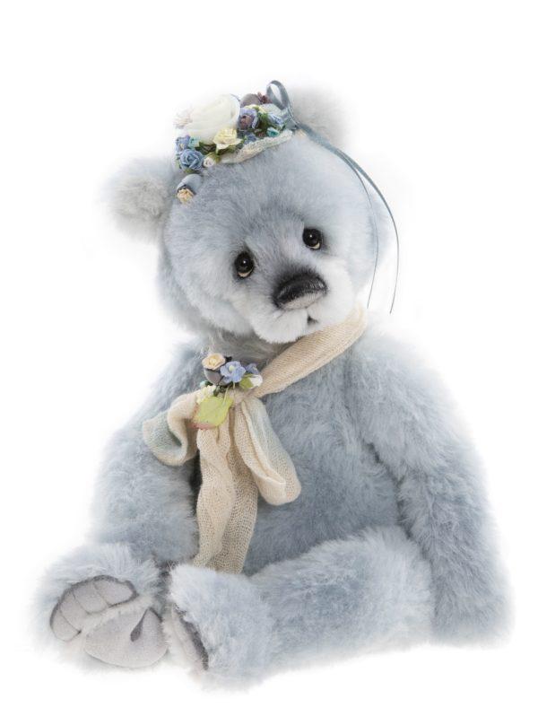 Morpeth Teddy Bears Charlie Bear Isabelle mohair Alpaca Collection Hunter Valley Zelena