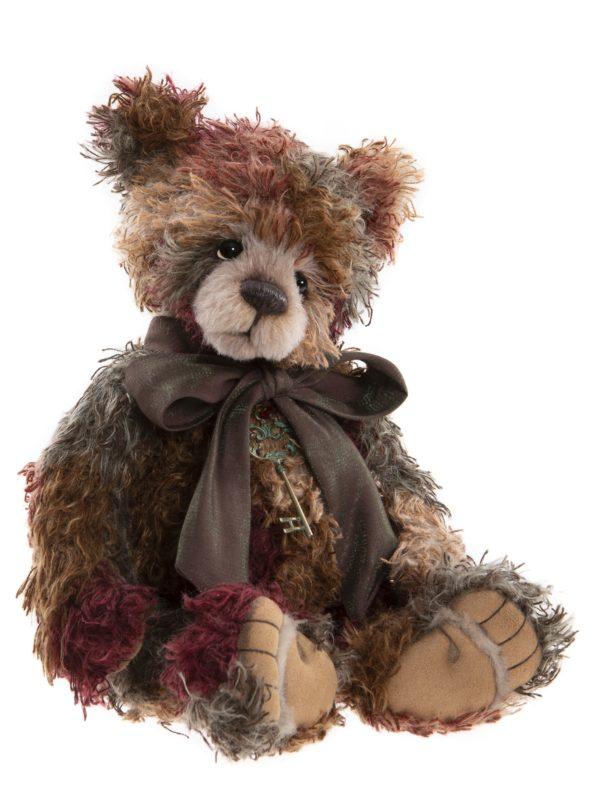 Morpeth Teddy Bears Charlie Bear Isabelle mohair Alpaca Collection Hunter Valley Gubbins
