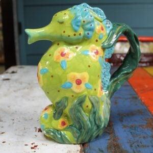 Teapot – Seahorse