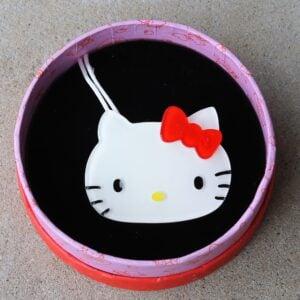 Erstwilder Brooch – Hello Kitty