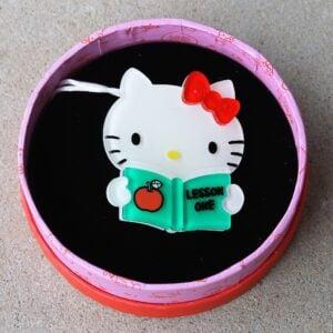 Erstwilder Brooch – Hello Kitty Lesson One