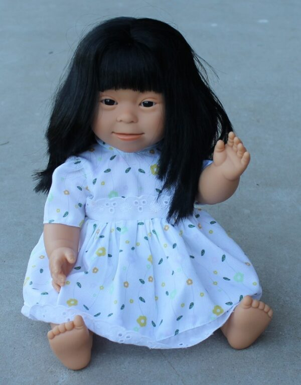 morpeth gift gallery hunter valley down syndrome downie doll black hair