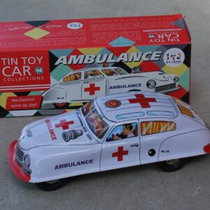 Tin Toy – Ambulance Car
