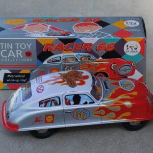 Tin Toy – Car Racer 66