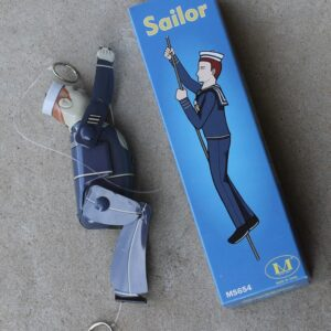 Tin Toy – Climbing Sailor