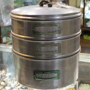 Kitchen Canister Trio
