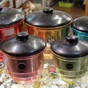 Kitchen Canister Set of Five