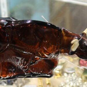 Longhorn Steer AVON Bottle