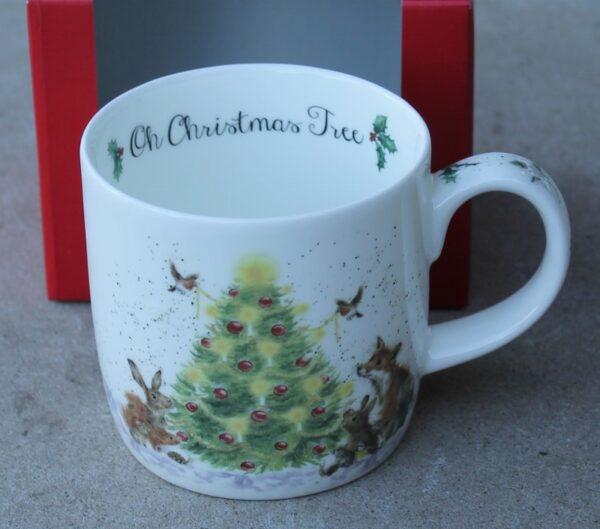 morpeth gift gallery hunter valley Christmas woodland oh Christmas tree english country
