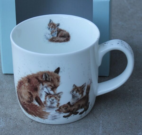 morpeth gift gallery hunter valley red fox cub kitten english country bedtime kisses