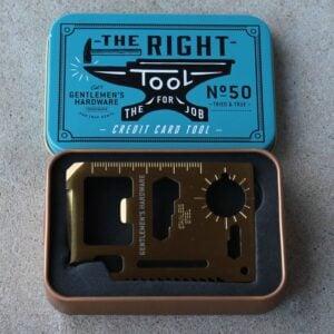 Credit Card Tool Number 50