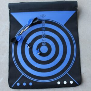 Magnetic Reversible Dartboard Game