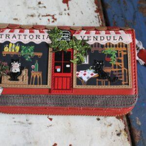 Vendula Zip Wallet Small – Trattoria