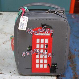 Vendula Crossbody Bag – London Cats