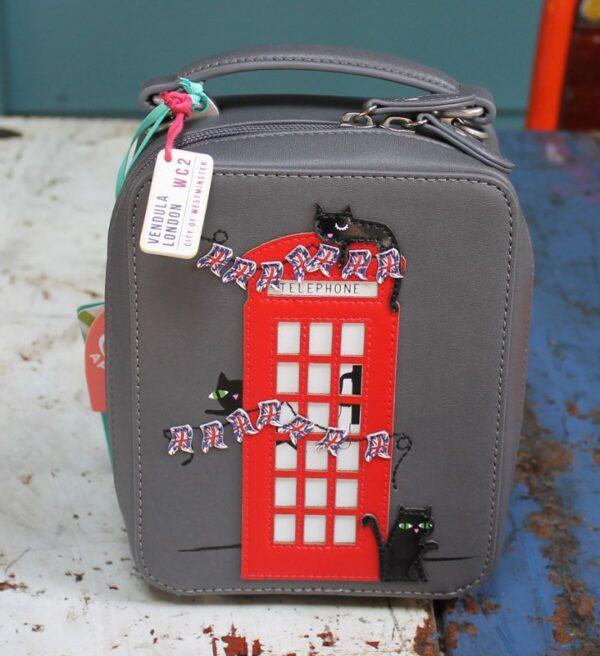 morpeth gift gallery hunter valley vendula corgi london bus tote bag handbag grab clipper coin purse zip london cats telephone booth box around wallet pouch crossbody