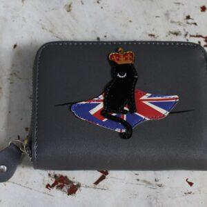 Vendula Zip Wallet Small – London Cats