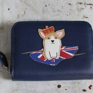 Vendula Zip Wallet Small – London Corgi