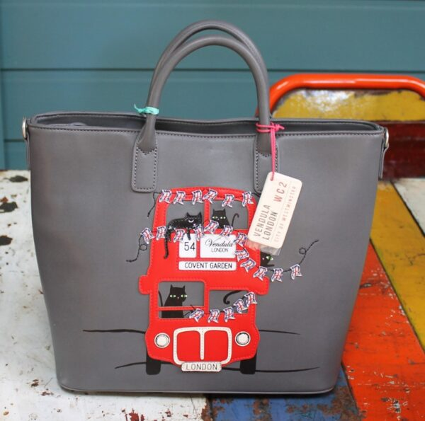 morpeth gift gallery hunter valley vendula corgi london bus tote bag handbag grab clipper coin purse zip around wallet pouch crossbody