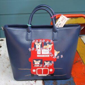 Vendula Tote Bag – London Bus Corgis