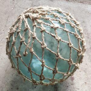 Vintage Fishing Float 16inch (Blue)