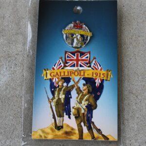 Gallipoli Badge (New)