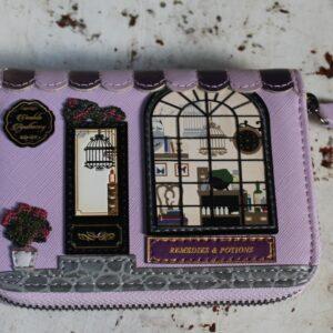 Vendula – Ziparound Wallet – Apothecary Small