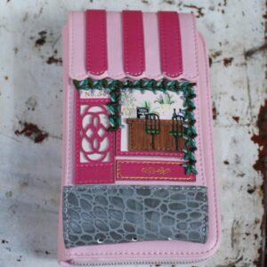 Vendula Phone Wallet – Gin Bar