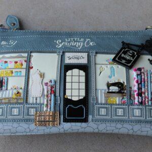 Vendula Pouch Bag – Sewing Shop