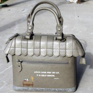 Vendula Grab Bag – Apothecary (Grey)