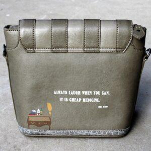 Vendula Cross Body Bag – Apothecary (Grey)