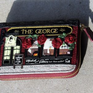 Vendula Zip Around Wallet Small – The George