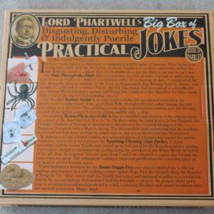 Practical Joke Box