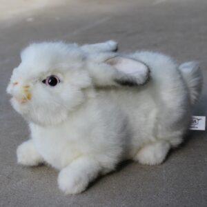 Hansa – White Rabbit Crouching