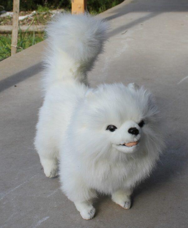 morpeth gift gallery hunter valley pomeranian dog plush animal