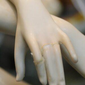 Ballerina Figurine by Wallendorf