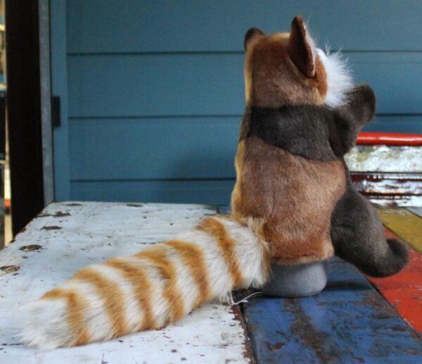 morpeth gift gallery hunter valley hansa red panda hand puppet